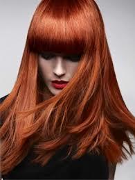 couleur cheveux cuivrée