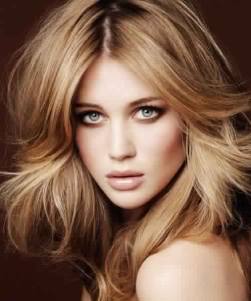 cheveux blonds - Coloration Cheveux Blond